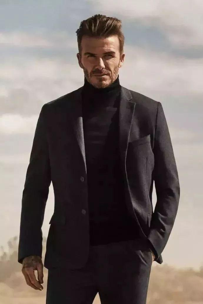 保暖与搭配共存,高领针织衫是一个不错的选择