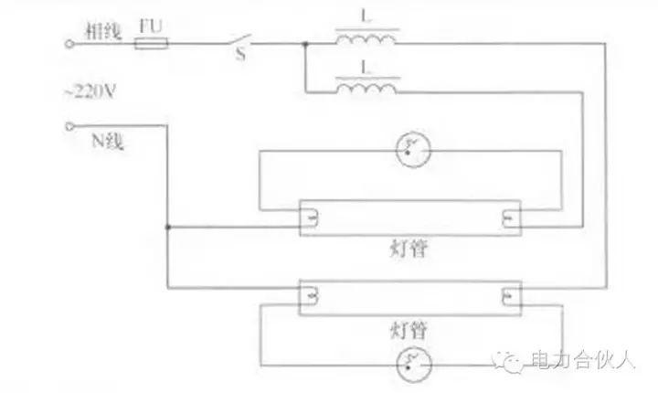 十种常见照明电路及常见的3大故障问题
