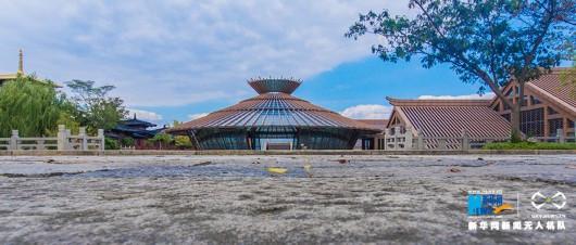 水上屋顶博物馆 广富林遗址公园明年春开园图片
