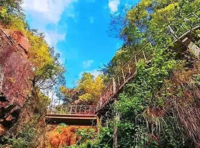 惠州有个世外桃源平安山,周末带上家人一起远离喧嚣
