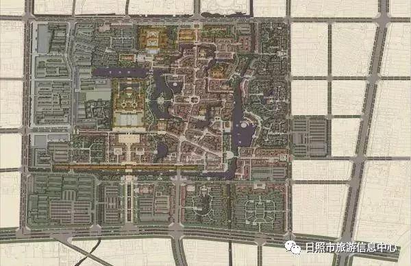 临沭2035年规划图