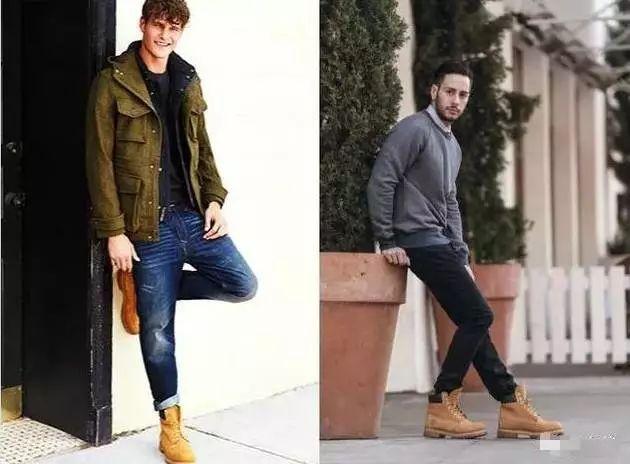 来双 踢不烂 大黄靴,穿上就是有故事的人