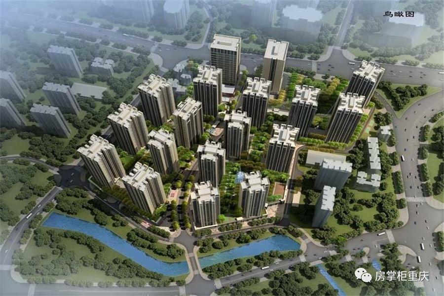 重庆石坪桥规划图