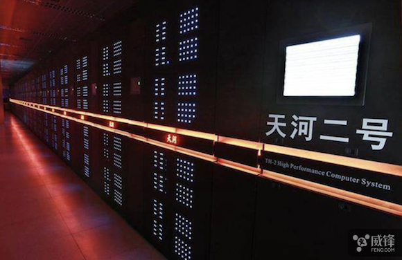 """智慧城市--""""天河二号""""超级计算机将在年底更换国产芯片"""