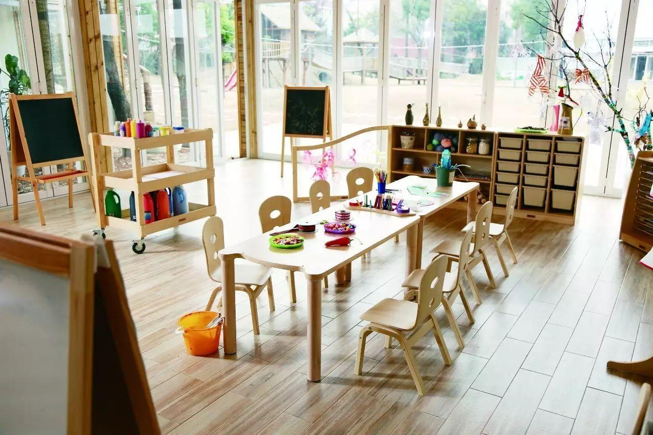 园长们信赖的幼儿园家具之 挪葳森林系列