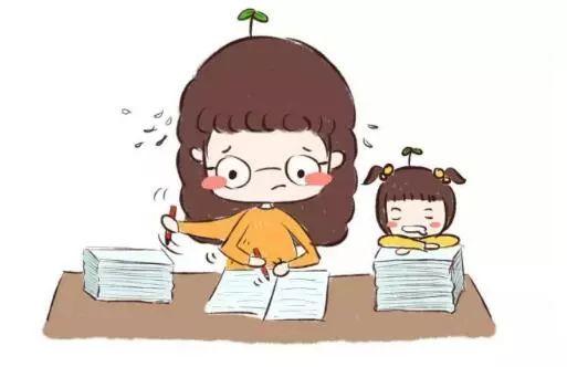 【爆笑】陪孩子写作业很苦逼?那如果换成爸爸呢.图片