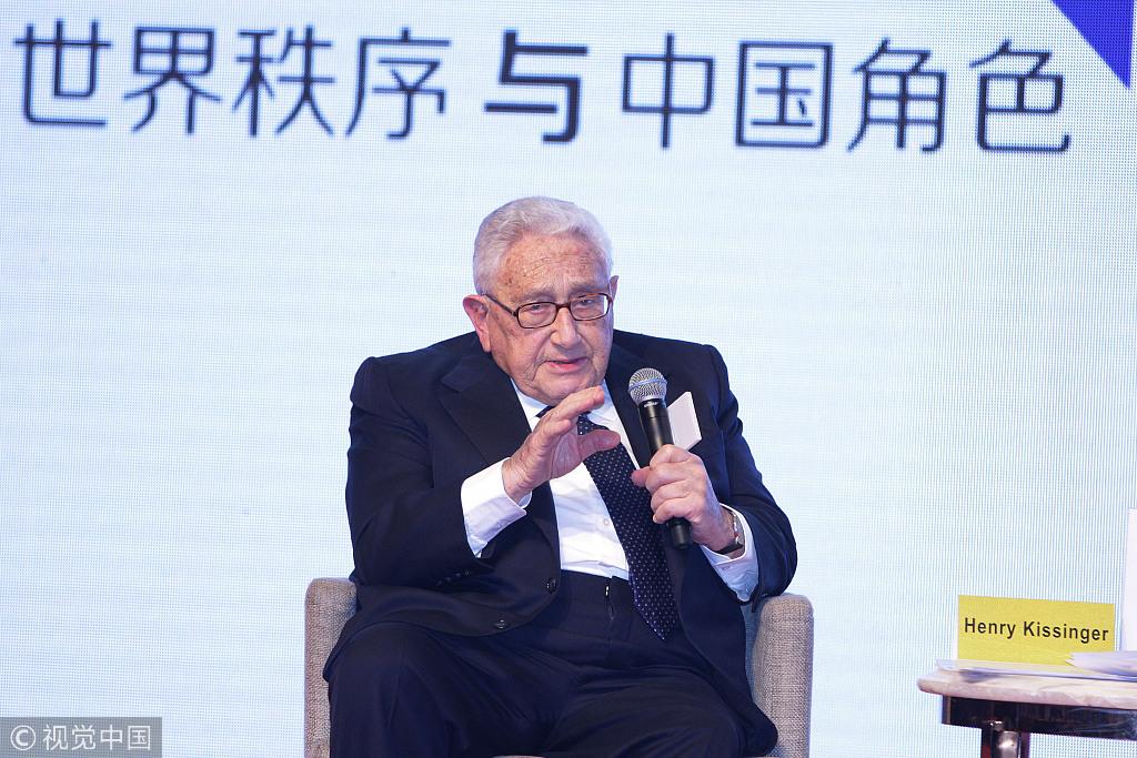 崔天凯:为何美国总统受到中国热情款待让美国人不高兴(演讲全文)