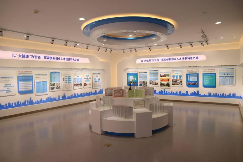 大学生创业园(研二栋1楼) 主办单位:招生就业处