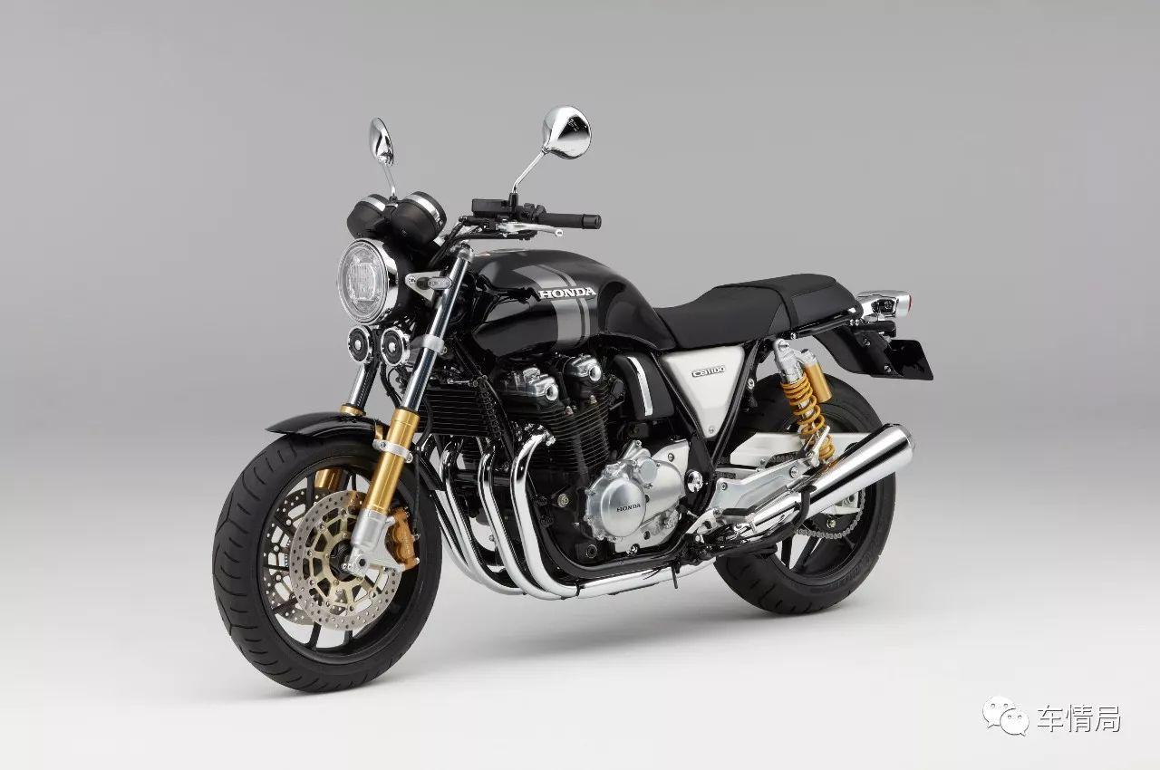 街跑摩托车cb400_越野跨骑街跑本田铃木摩托车改