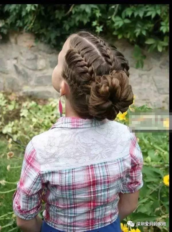 一大波女儿头型来袭,快来换发型啦!