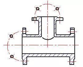 cad制图中的那些简化画法,学