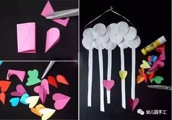 纸杯纸风铃制作方法及图解