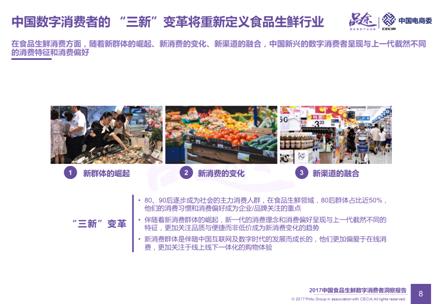 """冷链物流--中国食品生鲜数字报告:独家披露生鲜农业的""""四大顽疾""""和数字消费者的""""三新变革"""""""
