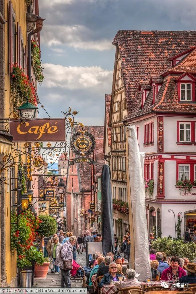 从德国维尔茨堡到菲森的梦幻之路