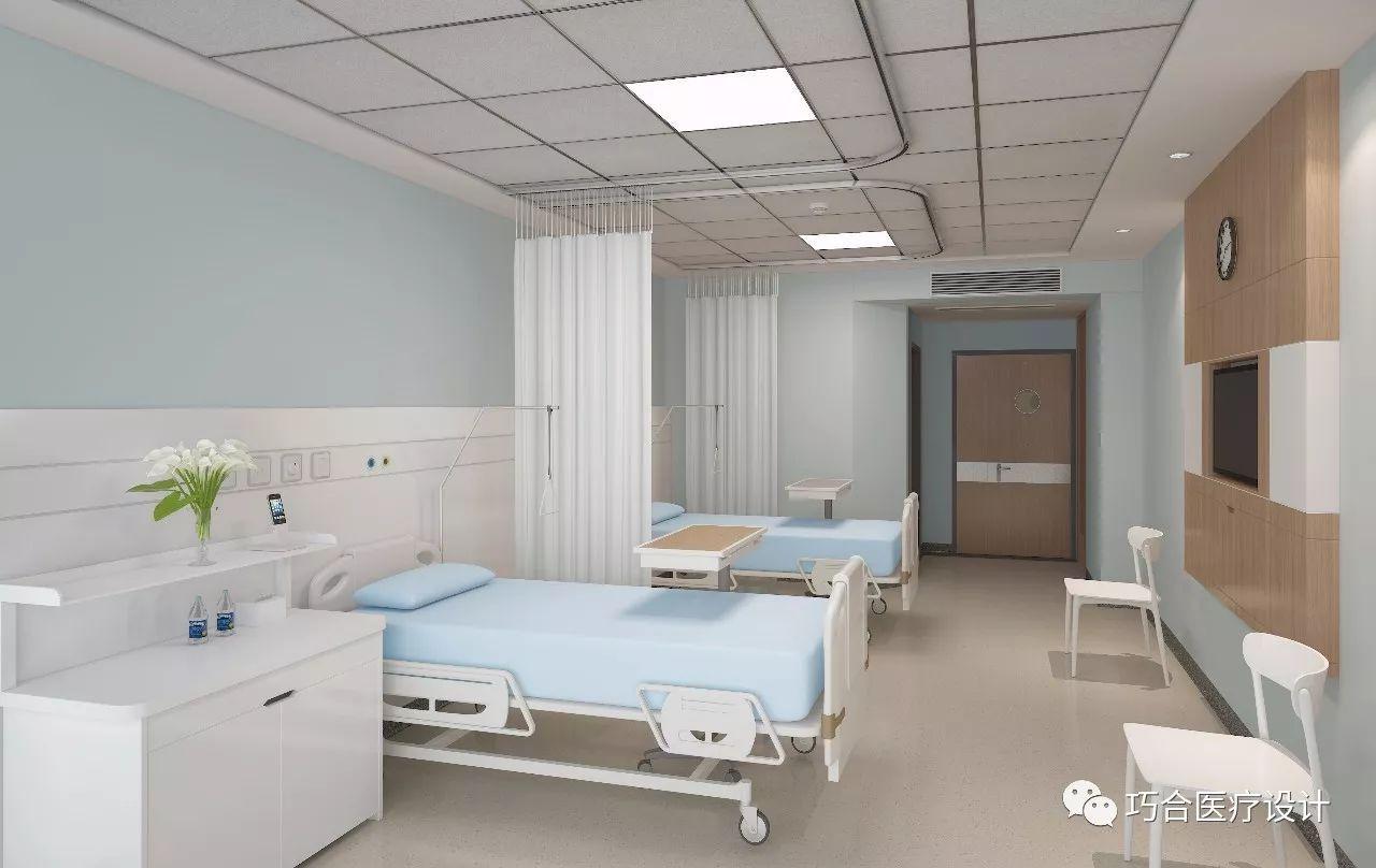 v观点一个有观点的病房?丨氧气平面设计温度图片