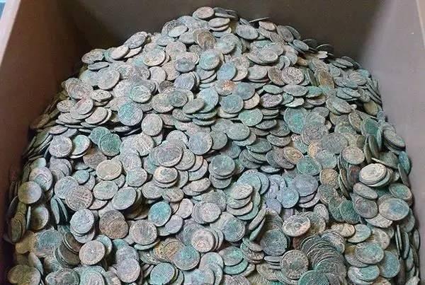 6大钱币宝藏,为什么都是别人挖的!
