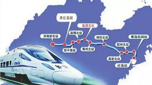 山东又一条高铁即将开通!威海-日照1.5小时,威海-济南