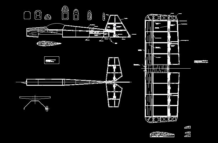 航模图纸2图片