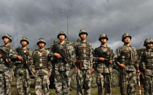 雇佣兵国际名声大盛,战斗力着实强悍,但始终不敢对中国越线