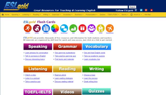 新葡京线上娱乐官方网站:12个适合学习英语的优秀网站和APP应用_包括英语听力发