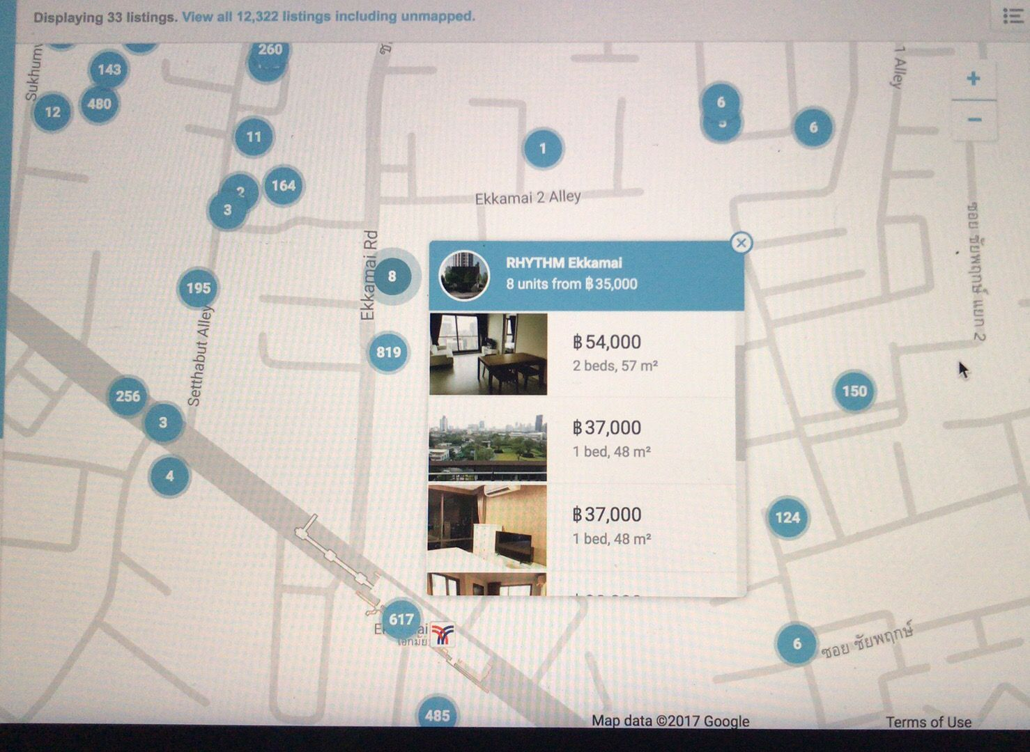 泰国曼谷公寓-顶级富人区-锦林华庭2期-Maru Ekkamai