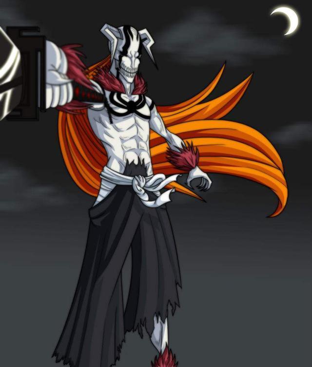 死神黑崎一护的刀_他是《死神》中最悲壮的人物 为报答恩人献祭了自己的心!