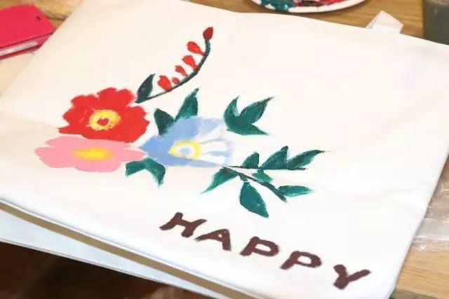 """【精彩回顾】天津   diy手绘包,把你的创意""""袋""""回家 第二期"""