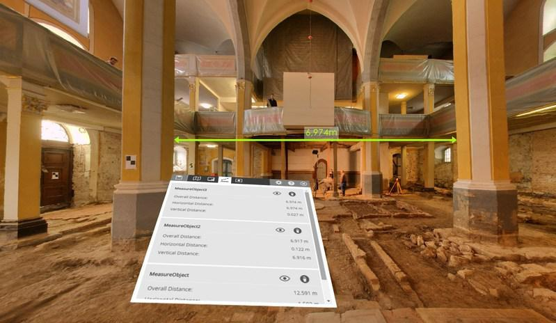 FARO Scene 7.1允许实时渲染3D激光扫描数据