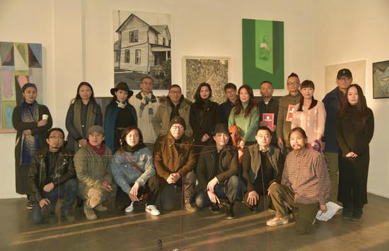 独立精神第二回展览在恩来美术馆开幕