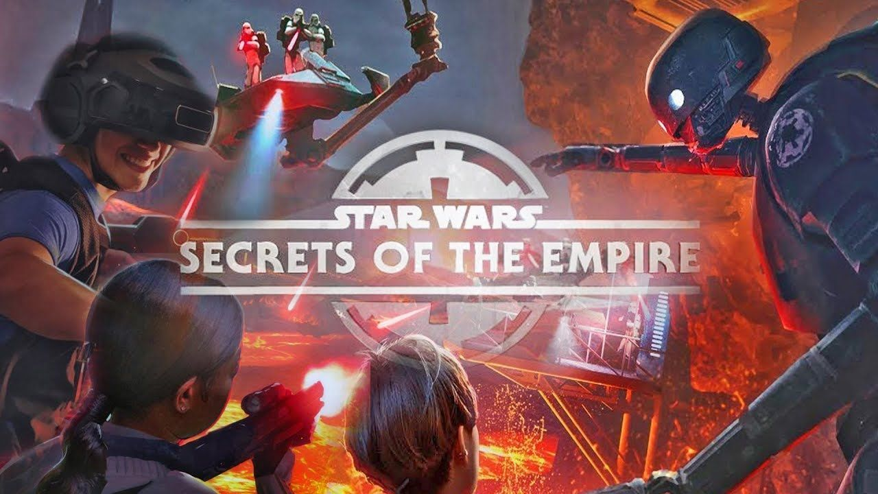 《星战:帝国的秘密》试玩:TheVoid场景+迪士尼叙事,VR线下体验迎黄金时代?