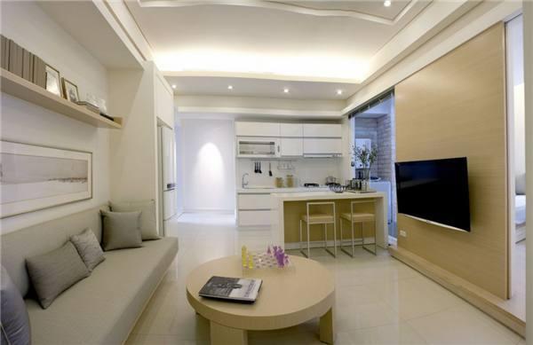25款时尚精致的现代简约风客厅设计,颜值高气质好!