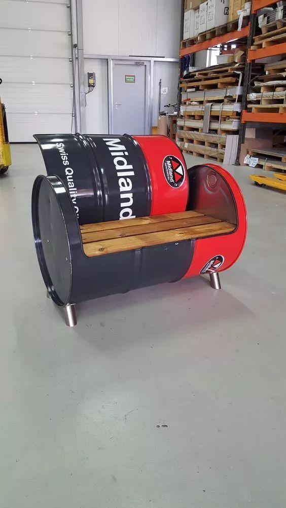 油桶自制船图纸