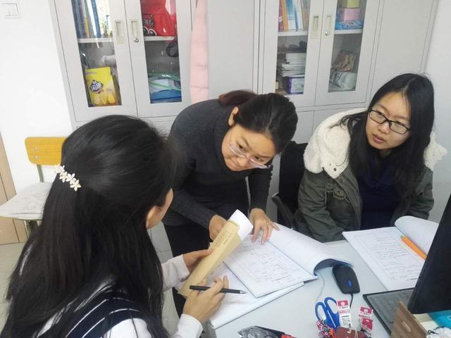 古城中学西语组第五次教研活动
