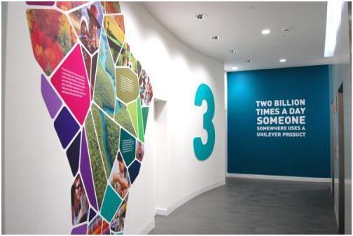 如此创意企业文化墙设计激发工作激情_搜狐社会_搜狐网