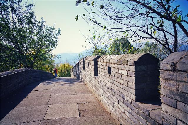 台州有个江南八达岭长城,始建于东晋,历史久远