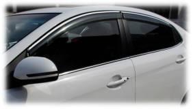 汽车流体仿真告诉你需要安装雨挡雨眉吗?| 产品探索