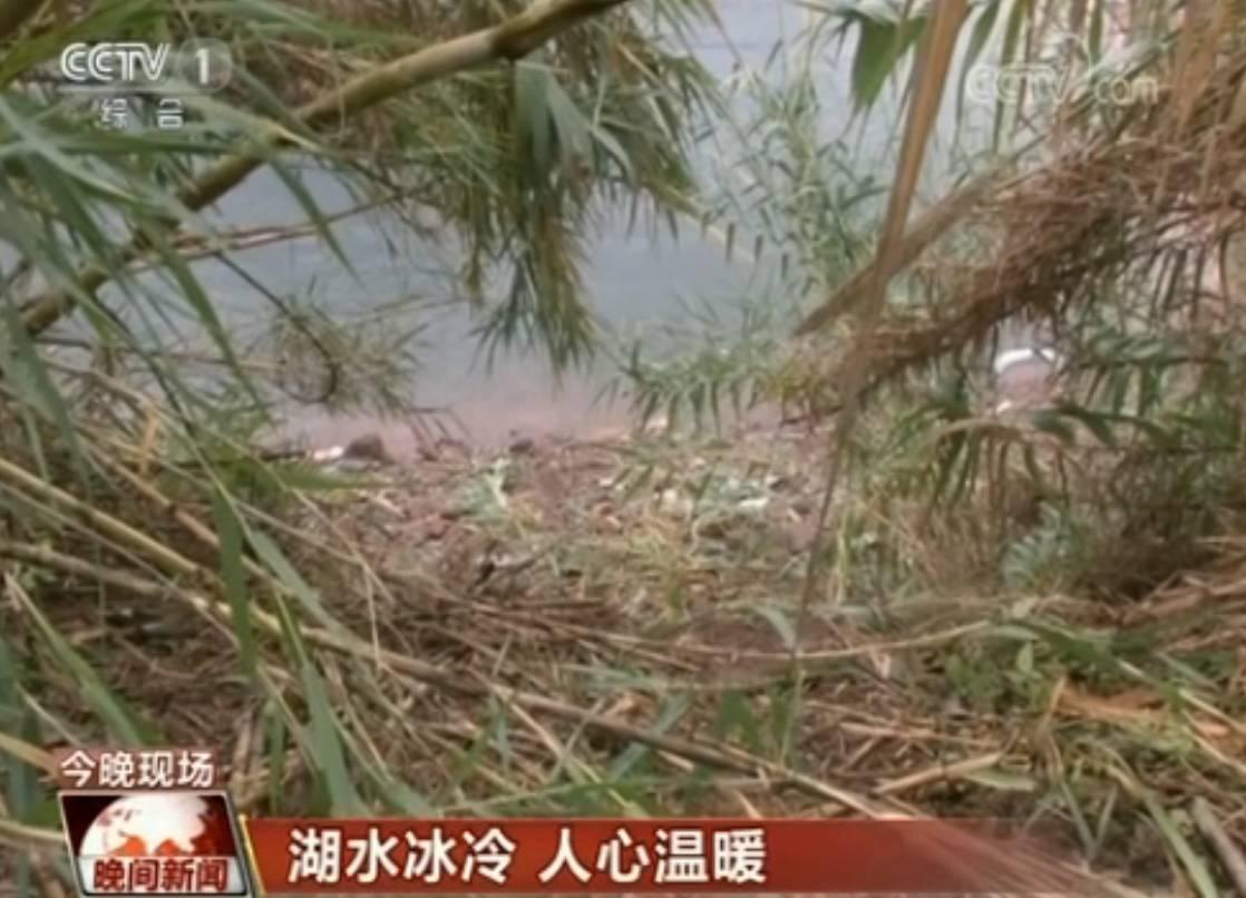 温暖丨轿车被撞入千岛湖迅速下沉 小伙子的这一举动太赞了!