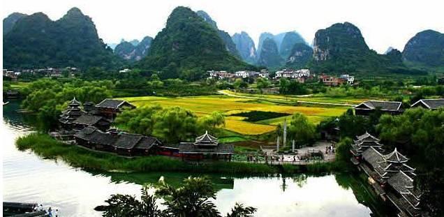 桂林长住人口_桂林山水图片