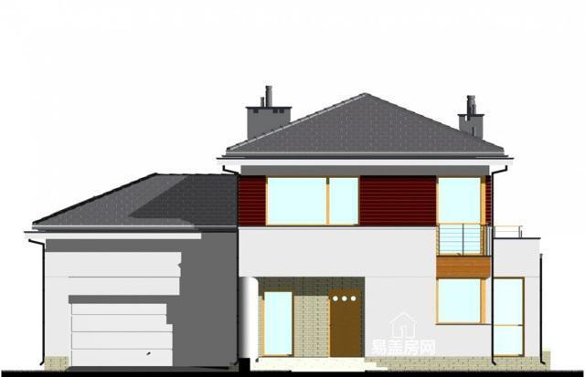 易盖房图纸:即便是农村别墅,设计师也精心推敲每个空间