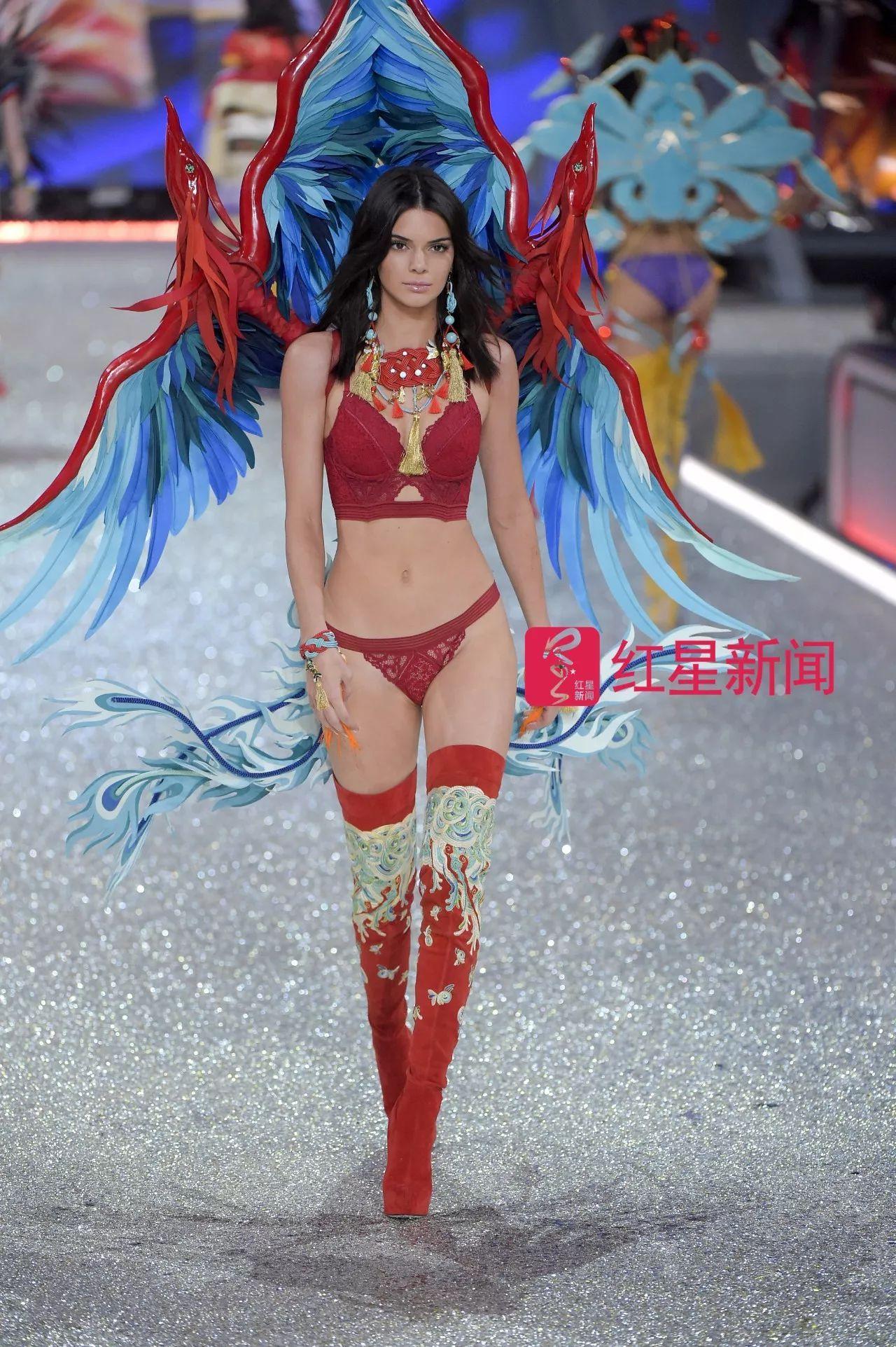 超模奚梦瑶摔倒之外的维密中国商机:某网店销量最高的是这类胸罩