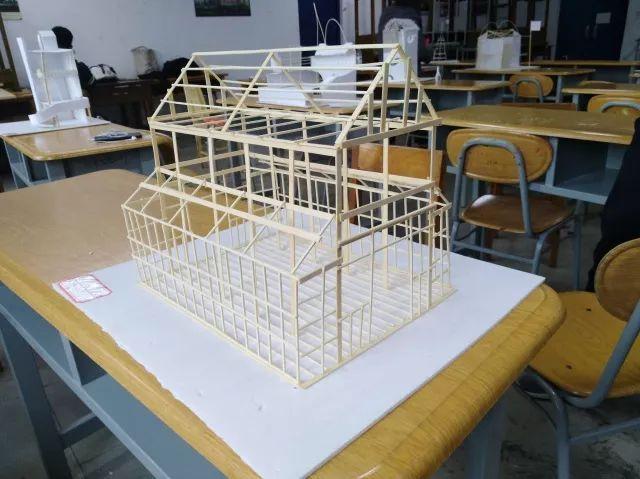 day[20] | diy建筑模型大赛