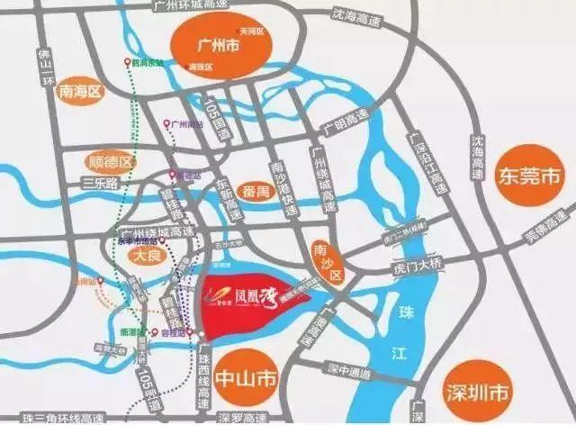 番禺轻轨大石站规划图