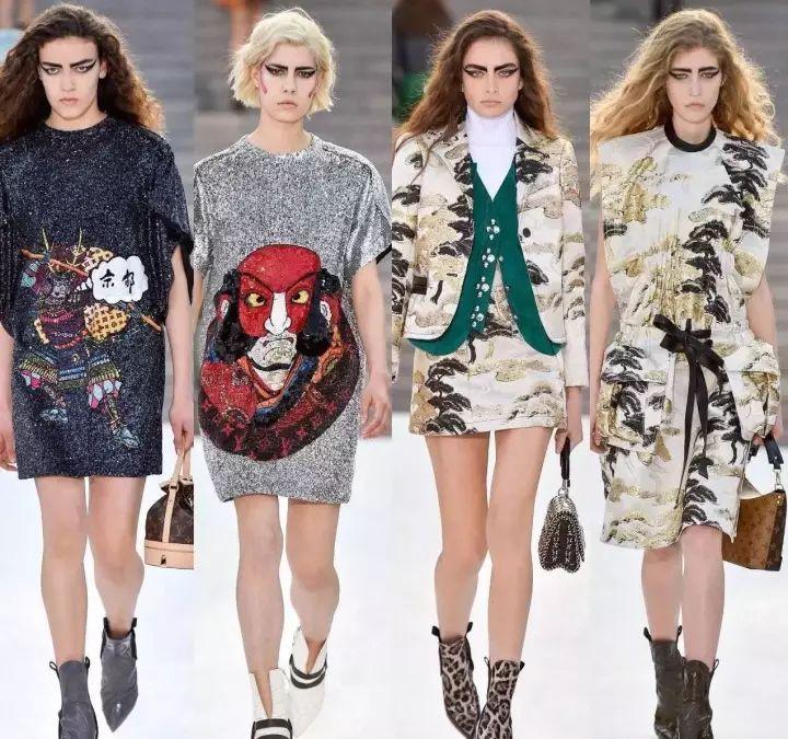 为什么时尚大牌们都爱浮世绘