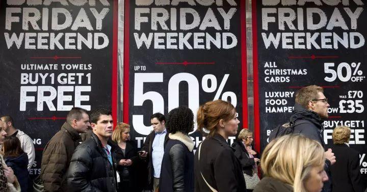历史的拐点,现代的购物浪潮,牛海购带你一起探寻黑五