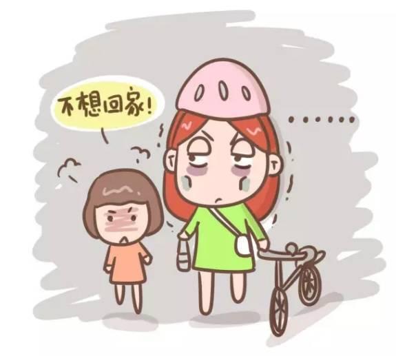 一个人带娃最可怕的事,第一条看了就想哭!图片