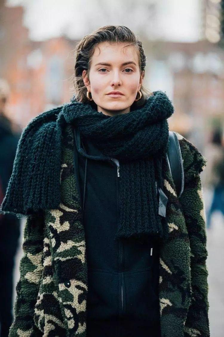 爱丝尚的围巾质量值得信任