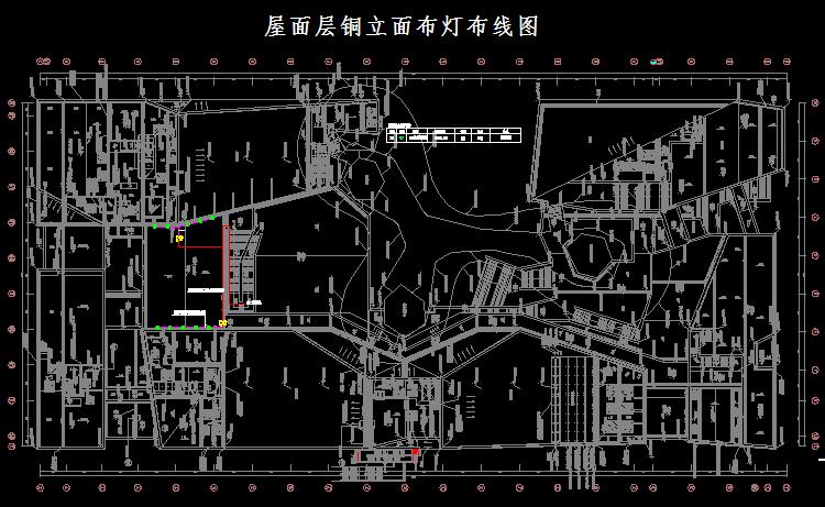 cad灯具囹/��(j_世博博物馆cad图曝光,中国建筑与黑科技的融合