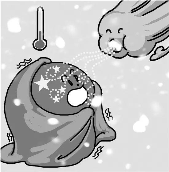 微信头像动物卡通喜感