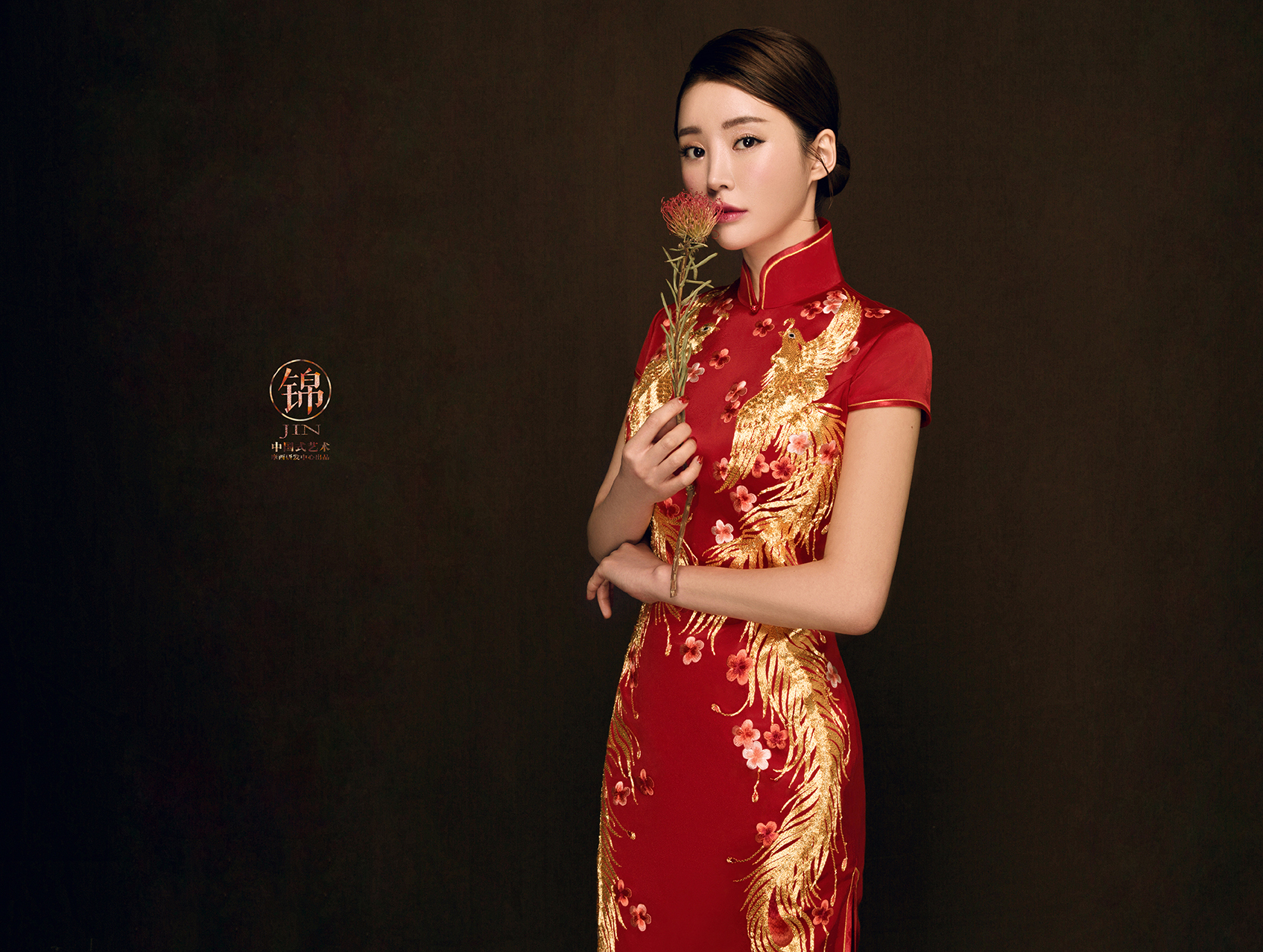 最美中国风:三亚婚纱摄影前十名中式婚纱照如何拍