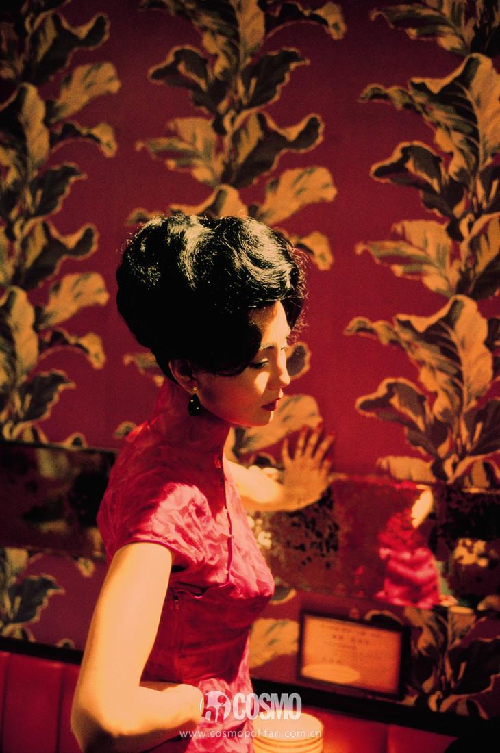 美人计 | 说章子怡《胭脂扣》最美的,八成是没看过这些旗袍电影